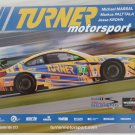 2016 IMSA Turner Motorsport BMW M6 GT3 Racing Hero Card BMW Racing