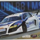2015 GMG Racing Team Audi R8 LMS Hero Card Audi Sport Customer Racing IMSA