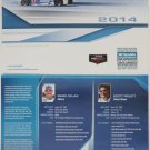 Telmex Ganassi Ford Daytona Prototype Hero Card Ford Racing IMSA