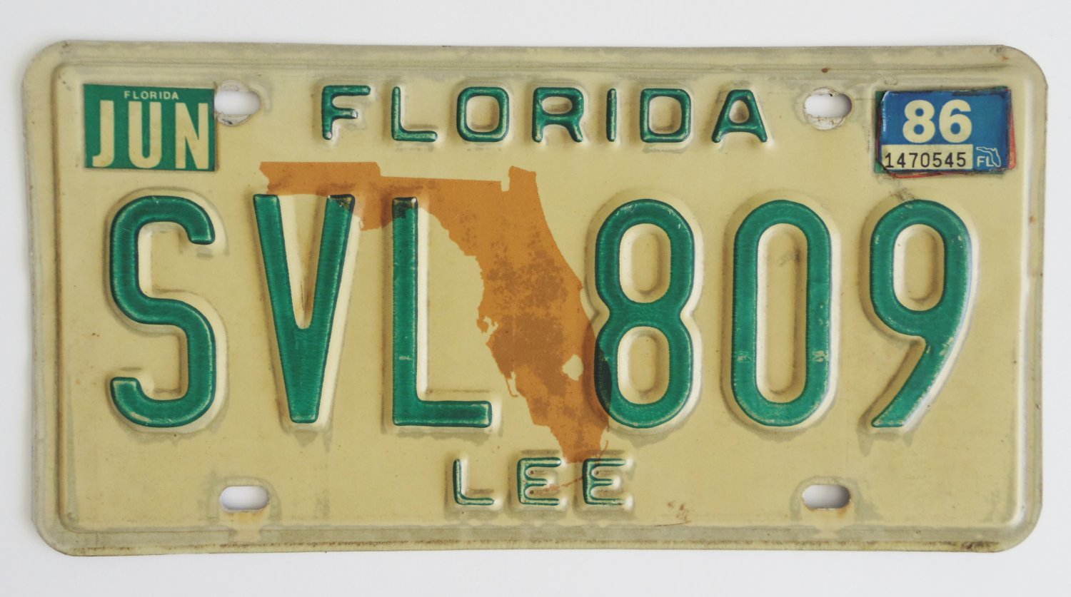 86 lee county florida license plate for Florida fishing license phone number