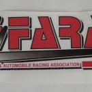 FARA Formula & Automobile Racing Association Sticker FARA Sticker