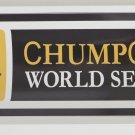Chump Car World Series Sticker