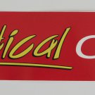 Radical Racecars Radical Cup Sticker