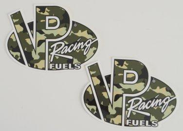 Camo VP Racing Fuels Stickers