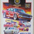 2016 SVRA Sebring Vintage Classic Poster Sebring Raceway