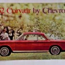 1962 GM Corvair by Chevrolet Brochure