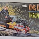 King Kong's Thronester Model Kit