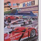 Mobil1 2011 12 Hours of Sebring Official Souvenir Program