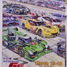 2017 Mobil1 65 Years 12 Hours of Sebring Official Souvenir Program