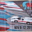 2017 HSR Classic 24 Hour Daytona Souvenir Poster