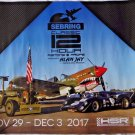 2017 HSR Sebring Classic 12 Hour Poster Pistons & Props