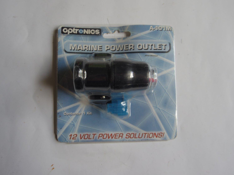 12V Marine Power Outlet Kit X2