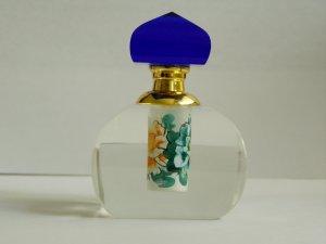 Man-Made Crystal Perfume Bottle