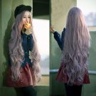 Curly Hair Wavy Full Wigs Cosplay Costume/Daily Wear Sexy Wig