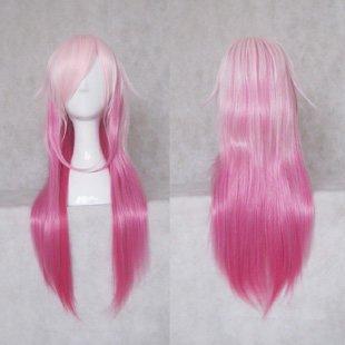 Pray ye Diadema Danfen level gradient animation Cosplay wig