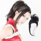 My Hero Academia Momo Yaoyorozu 八百万 百cosplay black  anime wigs