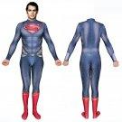 DC's film Man of Steel superman Clark Kent cosplay zentai bodysuit Halloween Party Costume