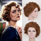 Fantastic Beasts and Where to Find Them Queenie Goldstein cosplay wigs sexy Sexy curly hair wig
