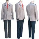 men's Suit for My Hero Academia cosplay boys school uniforms Halloween Costume