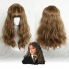 Harry Potter Hermione Granger cosplay party or Available at ordinary timesn brown Curly hair wigs