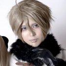 APH Axis Powers Hetalia belarus Nataliya cosplay Turn sex male version red short Anime wigs