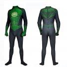 DC'S Green Lantern Combat gear armor cosplay Comic-Con zentai bodysuit Costume