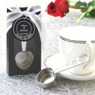 """Scoop of Love"" Heart Coffee Scoop in Elegant Gift Box Wedding Favors"