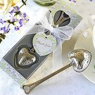 TeaTime Heart Tea Infuser Favor in Teatime Gift Box Wedding Favors