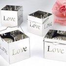 Luminous Love Votives - Set of 4 Wedding Favors