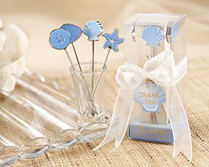 Seaside Hors d'oeuvre Picks Wedding Favors