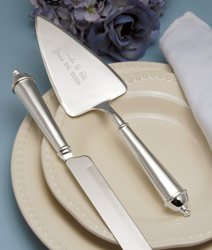 Contemporary Serving Set - Personalized