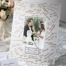 Wedding Wishes Signature Mat