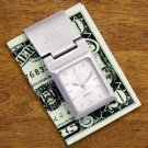 Personalized Watch Money Clip - Engraved