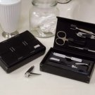 Personalized Men's Grooming Case and Kit - Engraved
