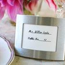 Elegant Arc Photo Frame & Placeholder Wedding Favors