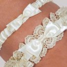 Elenor Lace Garter & Tossing Garter