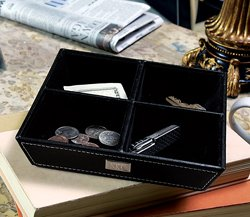 Personalized Engraved Catch All Tray - Groomsmen Gift