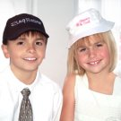 Flower Girl & Ring Bearer Hat Gift Set