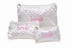 Bride 3 Piece Cosmetic Set