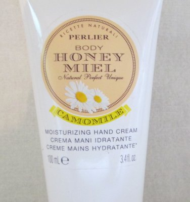 Perlier HONEY CAMOMILE Hand Cream 3.4 oz