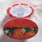 "2 Colonial Candle Simmer Snaps""ORANGE BLOSSOM""2.4 oz wax melts/ tarts"