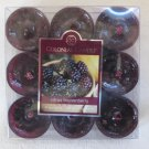 Colonial Candle ~~CITRUS BOYSENBERRY~~Scented Tea Lights 9/ pack New