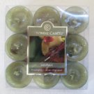 Colonial Candle ~~PATCHOULI~~Scented Tea Lights 9/ pack New