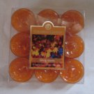 Colonial Candle ~~FALLING LEAVES~~ Scented Tea Lights 9/ pack New