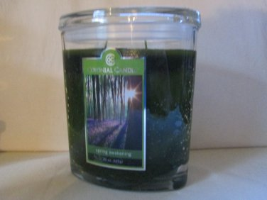 Colonial Candle 22 oz ~SPRING AWAKENING~scented 2 wick Jar Candle