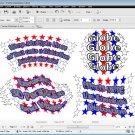 Professional Signwriting Software VinylMaster Pro V4 for Vinyl Cutting Plotting