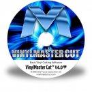 VinylMaster Cut V4.0 2014 Ed. Basic Design Software for Vinyl Cutting Plotters
