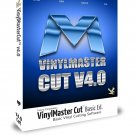 Cut Vinyl Letters, Logos, Pinstripes & More - VinylMaster Cut V4.0 2013 Basic Ed