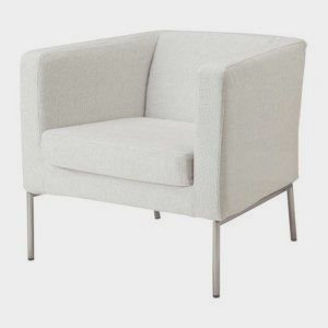 Swell Ikea Klappsta Chair Cover White Black Inzonedesignstudio Interior Chair Design Inzonedesignstudiocom