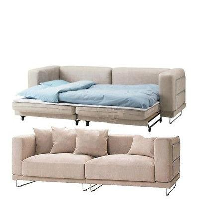 Strange Ikea Tylosand Sofa Bed Cover Kungsvik Sand Gmtry Best Dining Table And Chair Ideas Images Gmtryco